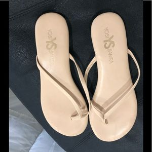 Yosi samra sz6 leather sandals